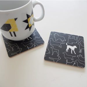 Finn + Friends Coasters [set of 4]