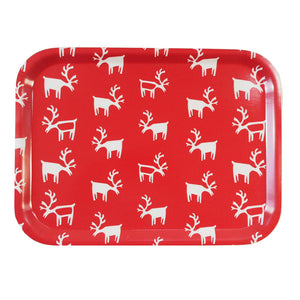 Lappland Red 8x10 Birch Tray