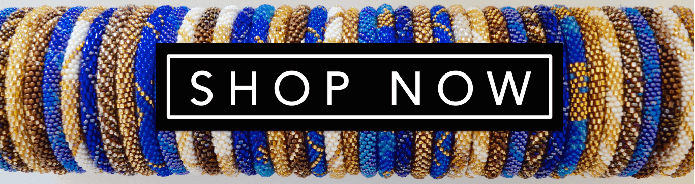 The Original Roll-On® Bracelet - Fair Trade Jewelry – Aid