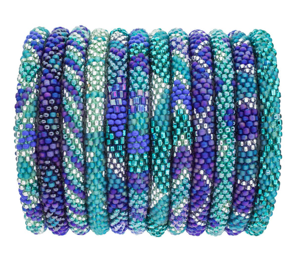 Roll-On® Bracelets Set of 12 <br> Agave