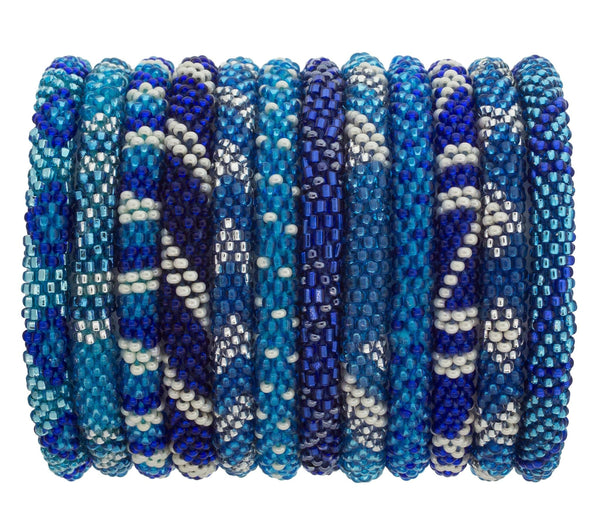 Roll-On® Bracelets <br> Bora Bora
