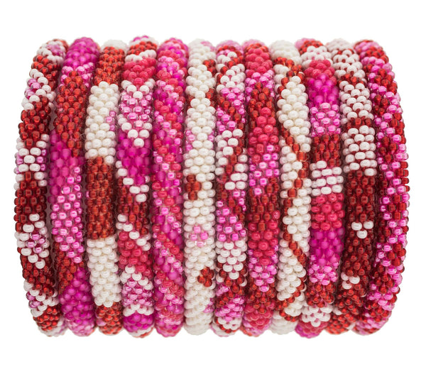 Roll-On® Bracelets Set of 12<br> Cupid