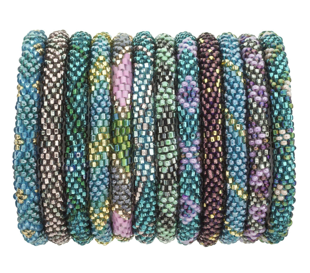 Roll-On® Bracelets <br> Mermaid