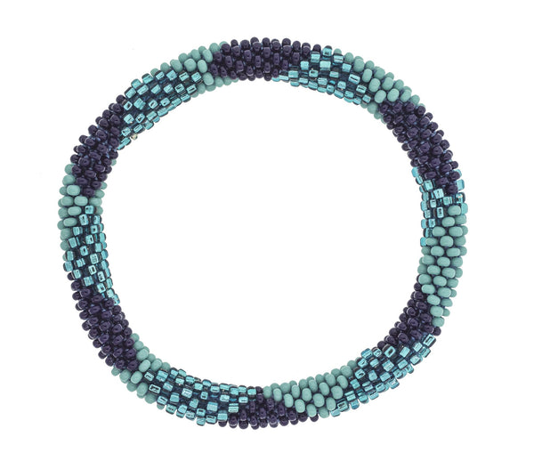 "8"" Roll-On® Bracelet <br> All The Blues"