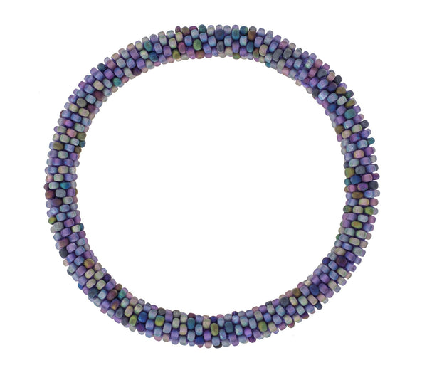 8&quot Roll-On® Bracelet <br> Blueberry