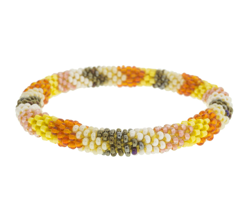 Roll-On® Bracelet <br> Candy Corn