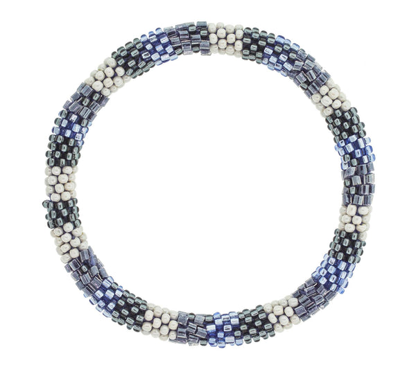 8&quot Roll-On® Bracelet <br> Chambray