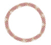 Roll-On® Bracelet <br> Pink Diamonds *NEW*