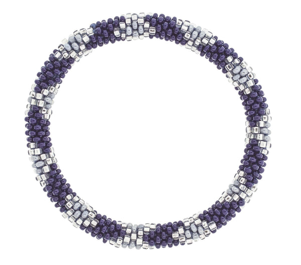 8&quot Roll-On® Bracelet <br> Glass Lake
