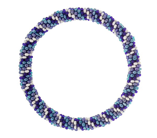 Roll-On® Bracelet <br> Igloo Blue