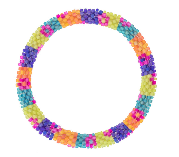 8&quot Roll-On® Bracelet <br> Lei-ing Out