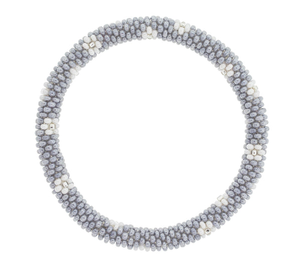 8&quot Roll-On® Bracelet <br> Magnolia
