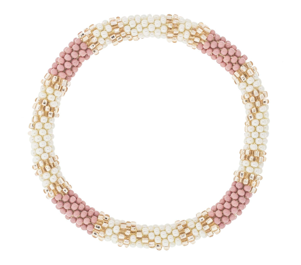 8&quot Roll-On® Bracelet <br> Desert Rose *NEW*