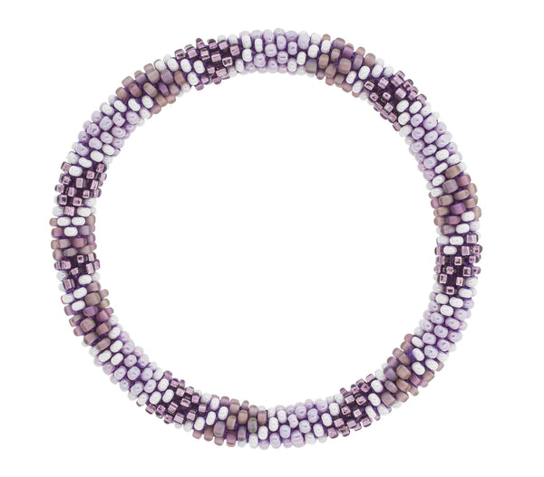 Roll-On® Bracelet <br> Purple Hair Don't Care