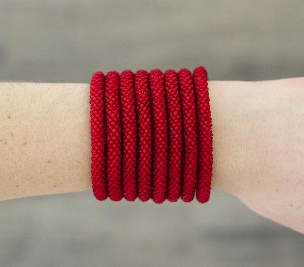 Rollies® (Kids) <br> Solid Red