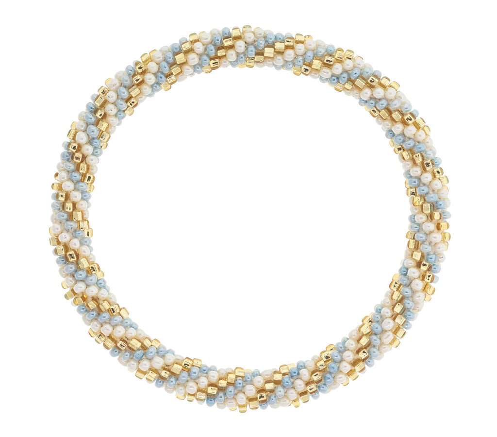 8&quot Roll-On® Bracelet <br> Santorini Sun