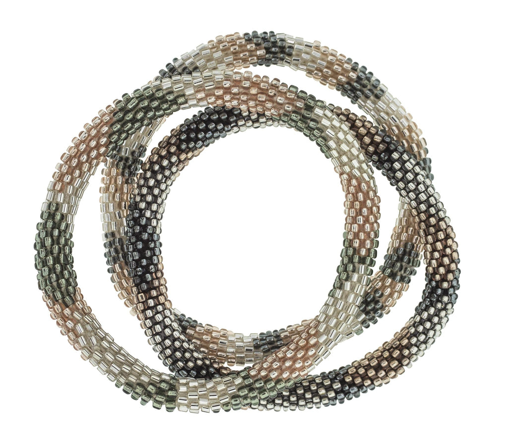 Roll-On® Bracelets <br> Blush