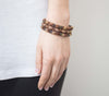 Roll-On® Bracelets <br> Caramel