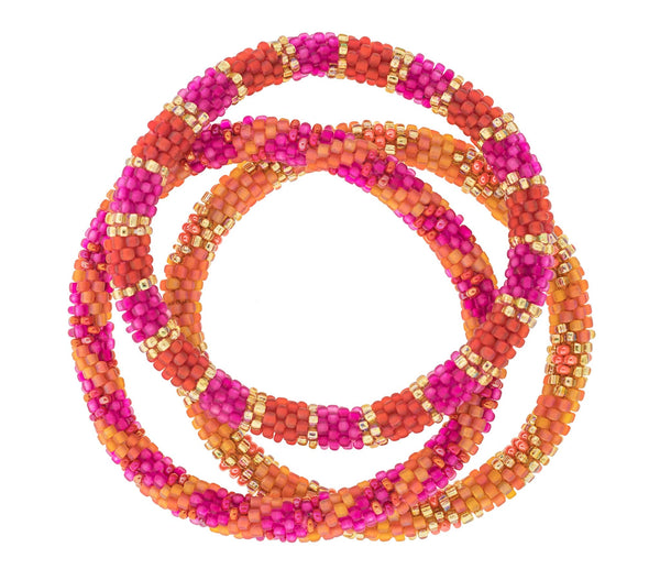 Roll-On® Bracelets <br> Carousel