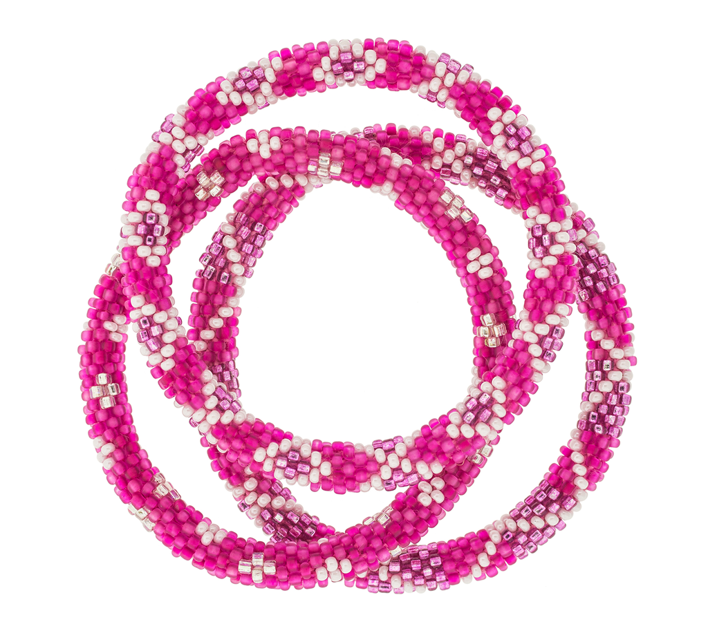 Roll-On® Bracelets <br> Cotton Candy