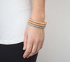 8&quot Roll-On® Bracelets <br> Chic Happens