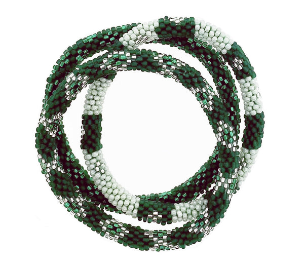 Roll-On® Bracelets <br> Clover