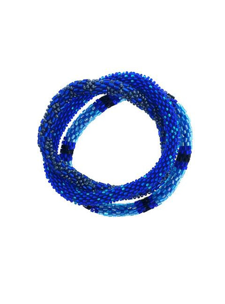 Roll-On® Bracelets <br> Cobalt