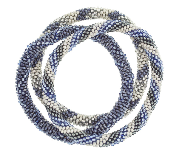 Roll-On® Bracelets <br> Denim