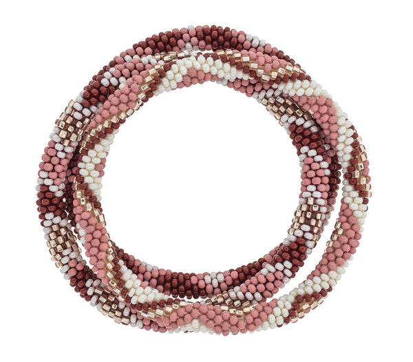 8&quot Roll-On® Bracelets <br> Desert Rose *NEW*