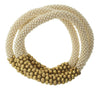 <br>Statement Roll-On® Bracelets <br> Golden Division Cream