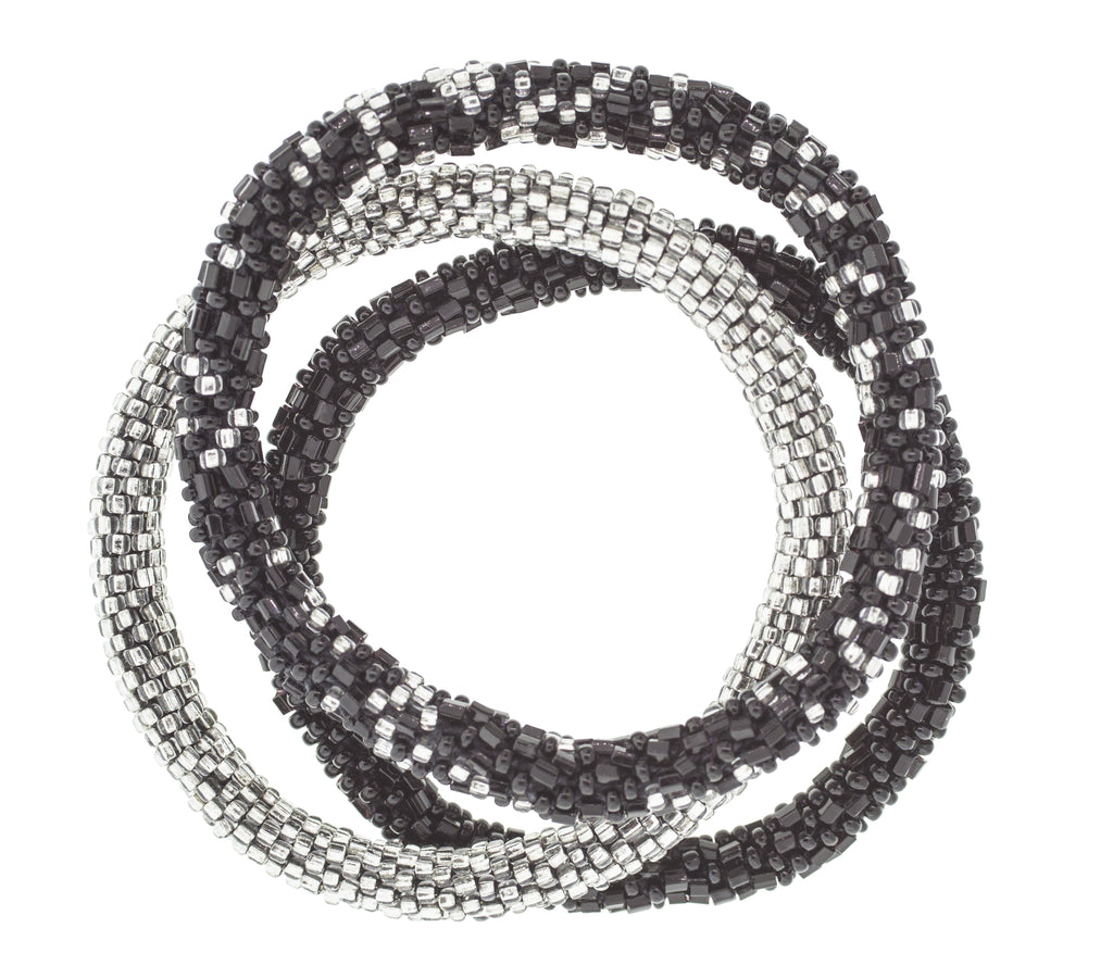 Roll-On® Bracelets <br> All That Jazz- Silver