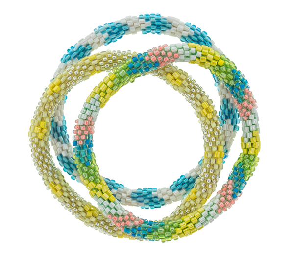 Roll-On® Bracelets <br> Parakeet
