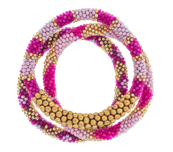 <br> Statement Roll-On® Bracelets <br> Sari *New*