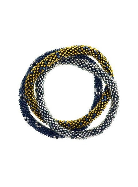 Roll-On® Bracelets <br> Tinsel