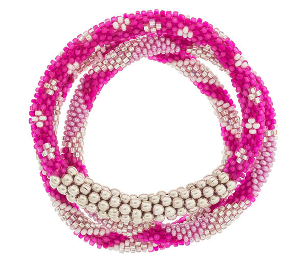 <br> Statement Roll-On® Bracelets <br> Cotton Candy *NEW*