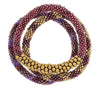 <br> Statement Roll-On® Bracelets <br> Cranberry Spice