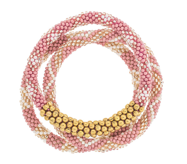 Statement Roll-On® Bracelets <br> Desert Rose