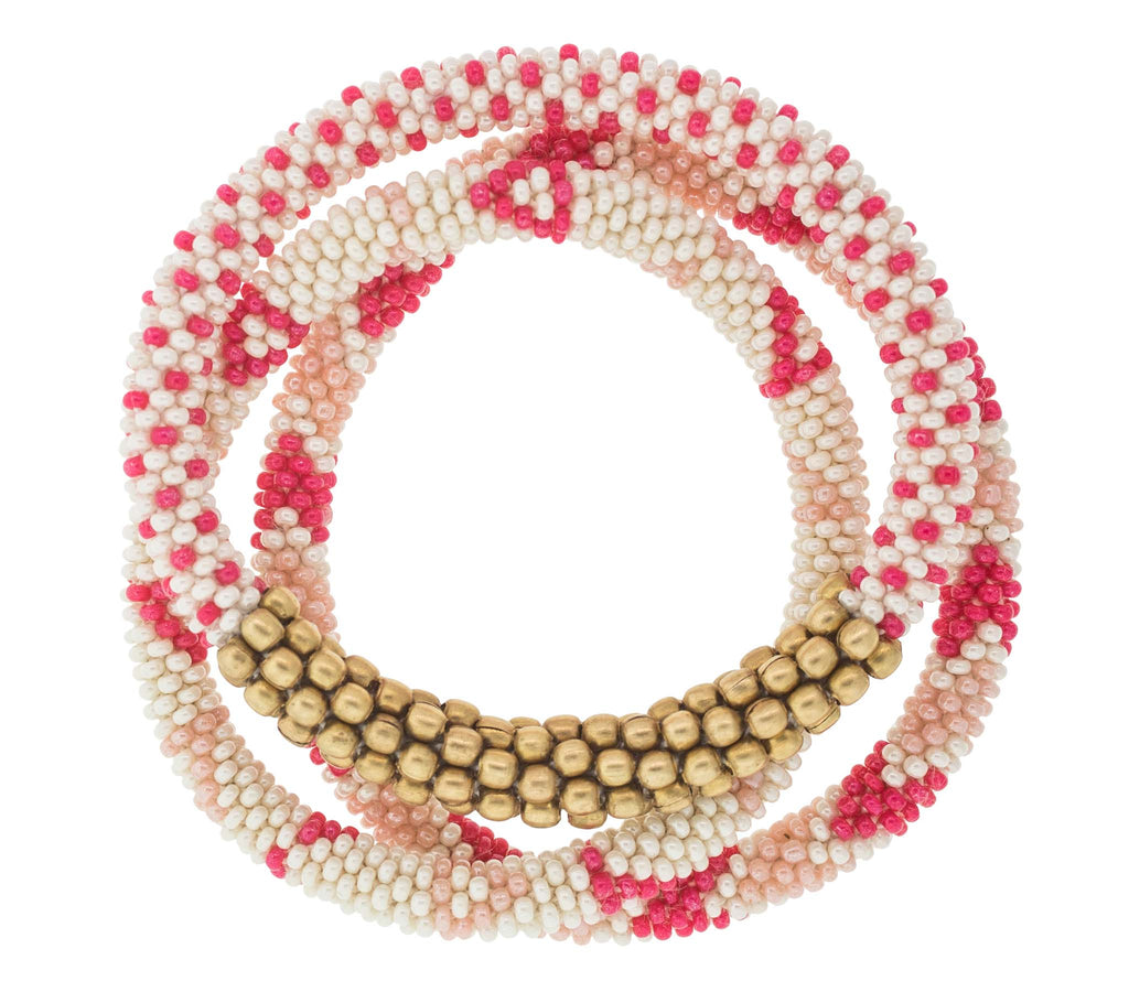 <br> Statement Roll-On® Bracelets <br> Flamingo