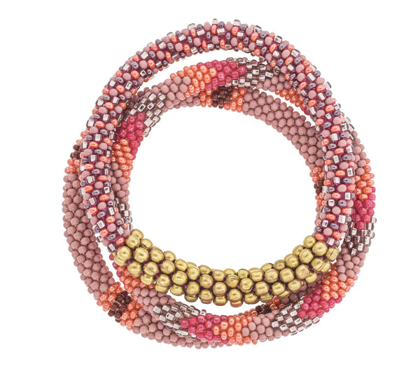 <br> Statement Roll-On® Bracelets <br> Grapefruit