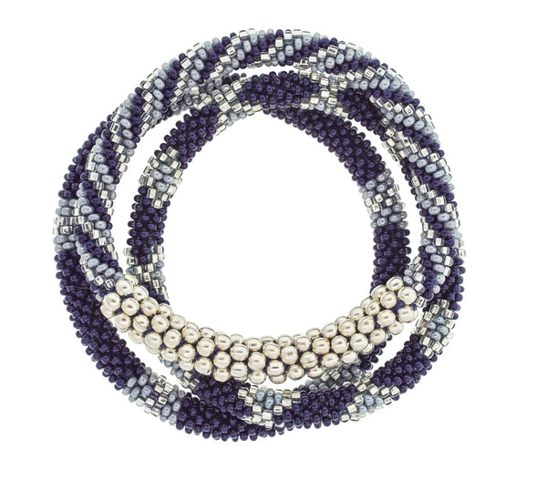Statement Roll-On® Bracelets <br> Indigo