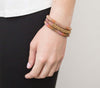 <br> Statement Roll-On® Bracelets <br> Saffron