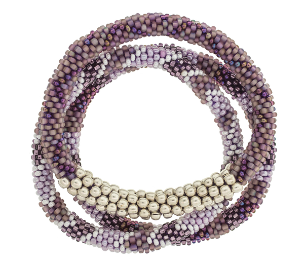 <br> Statement Roll-On® Bracelets <br> Seashell *NEW*