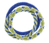 Game Day Roll-On® Bracelets <br> Blue & Green