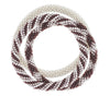 Game Day Roll-On® Bracelets <br> Maroon and White