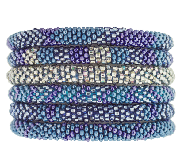 Roll-On® Bracelets <br> Arctic Blue