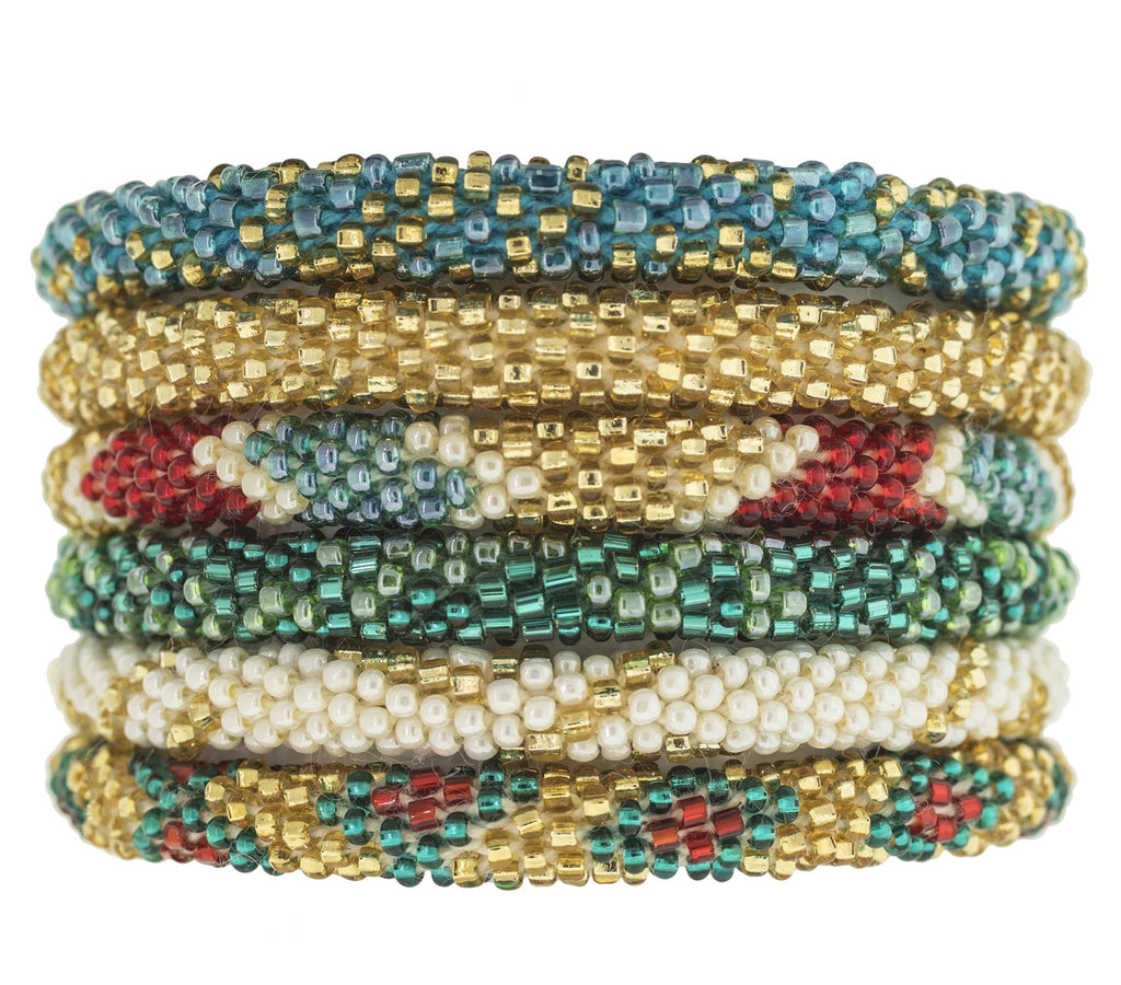 Roll-On® Bracelets <br> Nutcracker