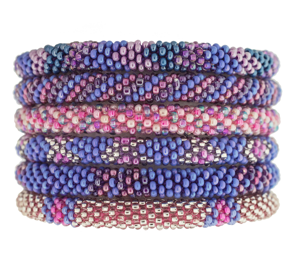 Roll-On® Bracelets <br> Wisteria