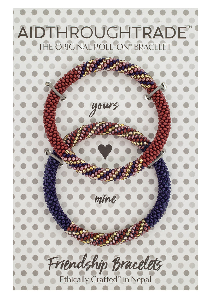 Roll-On® Friendship Bracelets <br> Earthberry *NEW*