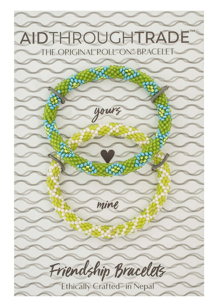 Roll-On® Friendship Bracelets <br> Galapagos