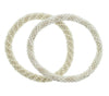 Roll-On® Friendship Bracelets <br> Pearl